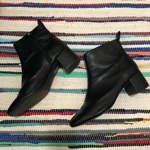 Urban outfitters boot heels